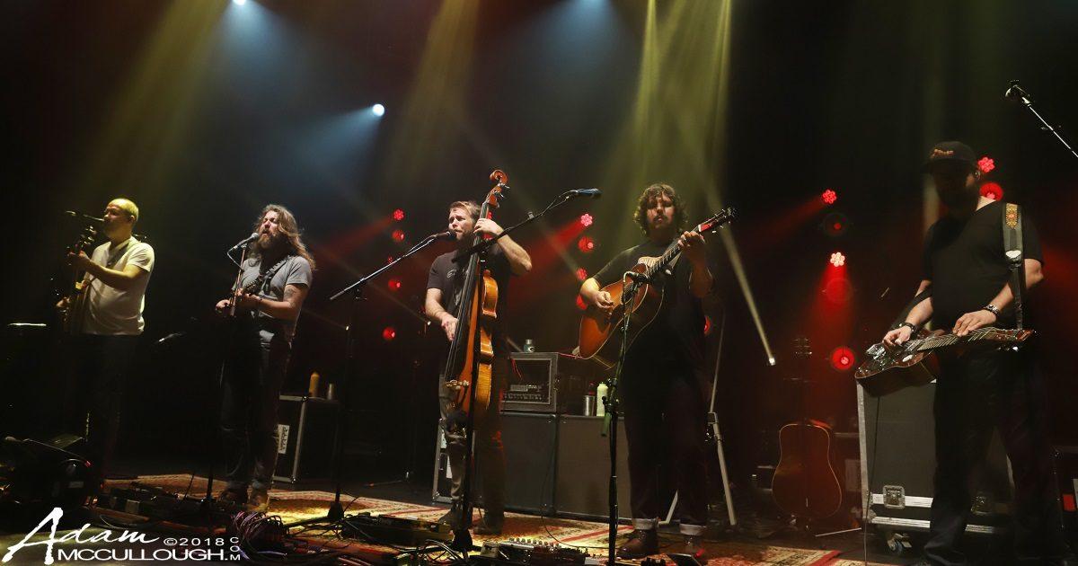 Greensky Bluegrass Tour 2019