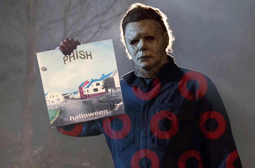 Phish Halloween 2020 Album Rumors Phish Halloween Show Playbill Heralds Performance Of 'í rokk' By