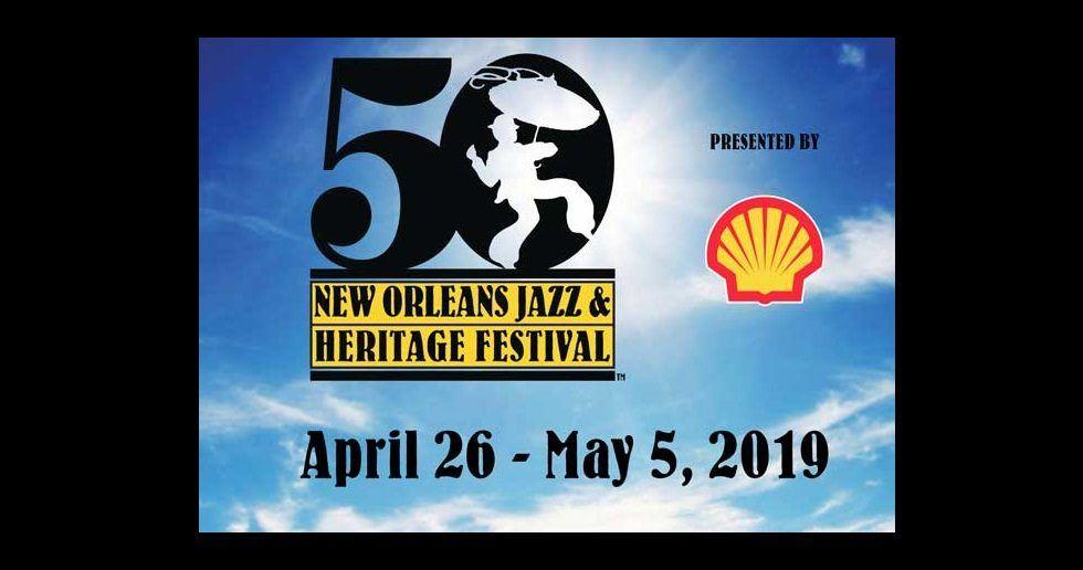 Jazz Fest 2019 Featured