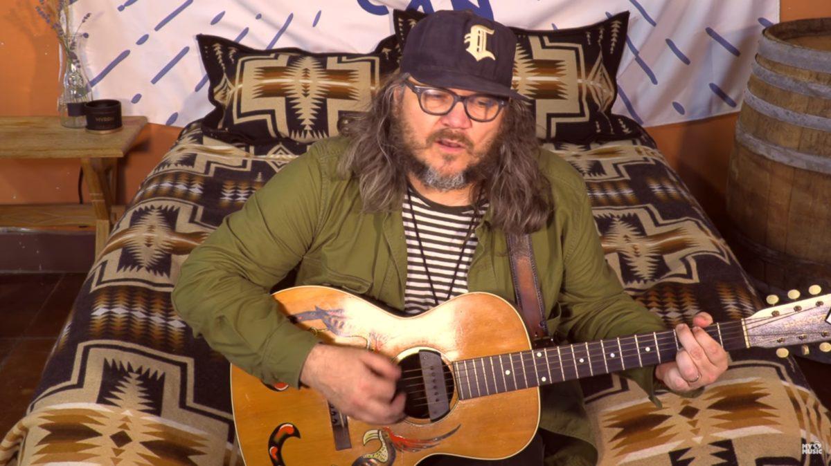Jeff Tweedy Wilco Pecan Pie Bedstock