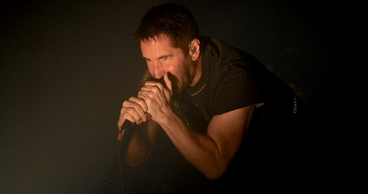 Nine Inch Nails Boston