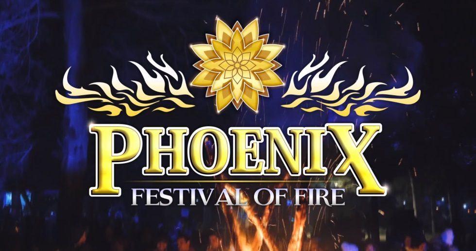 Phoenix Festival Of Fire