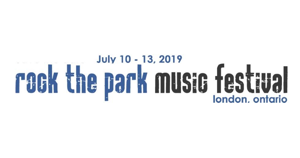 Rock The Park Music Festival Jul 10 13 2019 London Ontario