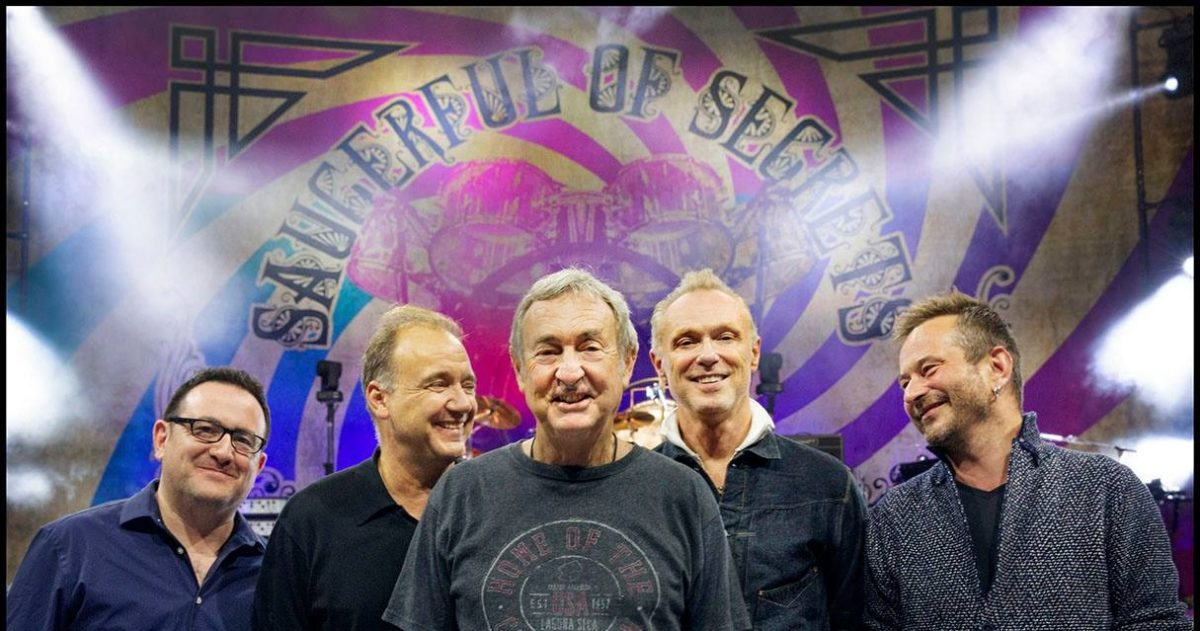 Saucerful Of Secrets North American Tour 2019