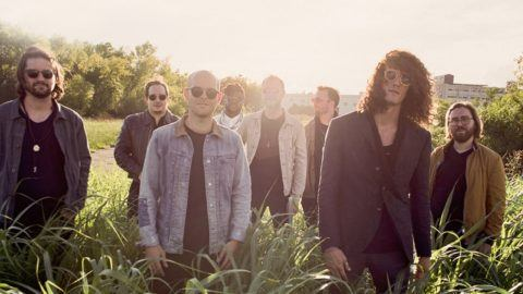 The Revivalists October 2018 Press Photo