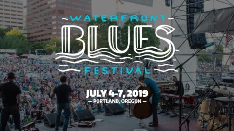 Waterfront Blues Festival 2019 Updated