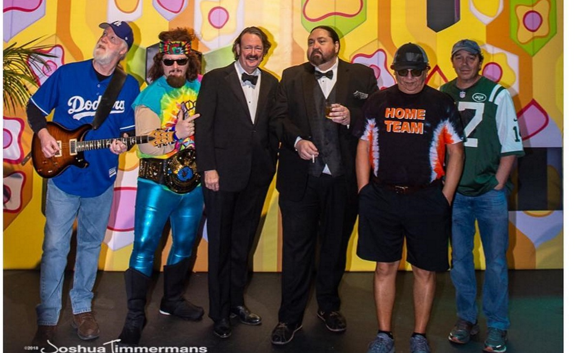 Aqualung Widespread Panic Halloween 2020 Widespread Panic Presents 'Laugh In' Halloween 2018 In Las Vegas