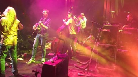 Infamous Stringdusters Andy Falco Railroad Earth