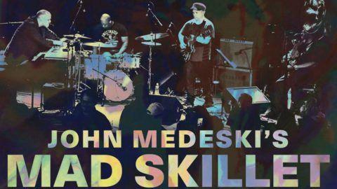 John Medeskis Mad Tour Dates