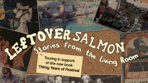 Leftover Salmon Stories From The Living Room