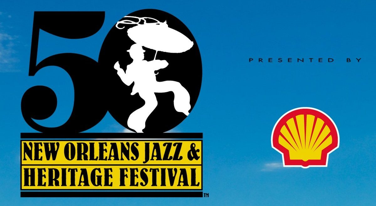 New Orleans Jazz And Heritage Festival J