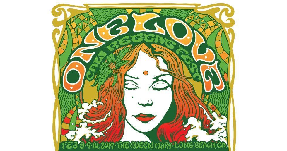 One Love Cali Reggae 2019