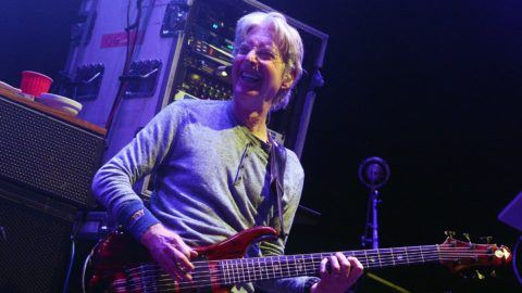 Phil Lesh Terrapin Family Band Webcast