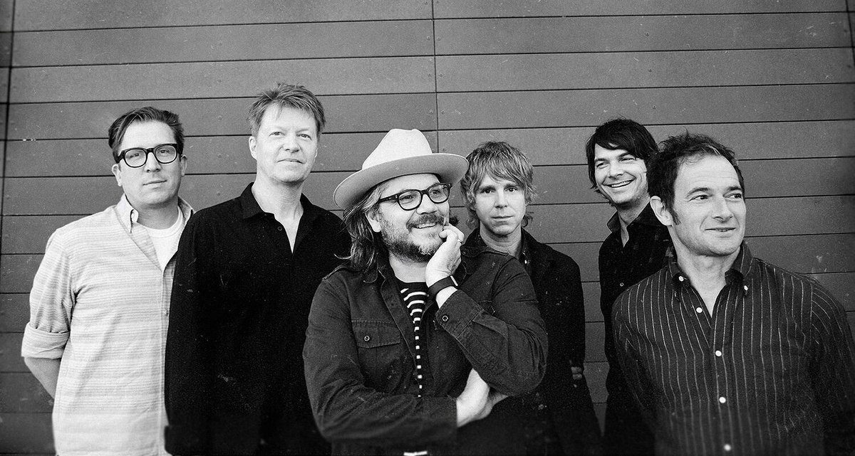 Wilco Confirms Free Live Stream Of Amsterdam Concert