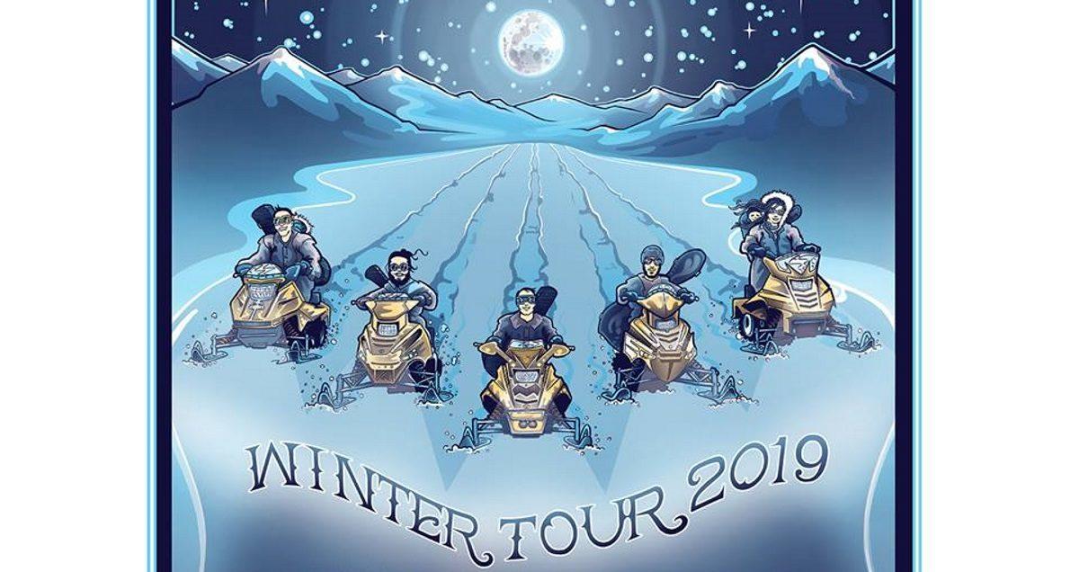 Yonder Mountain String Band Winter Tour 2019