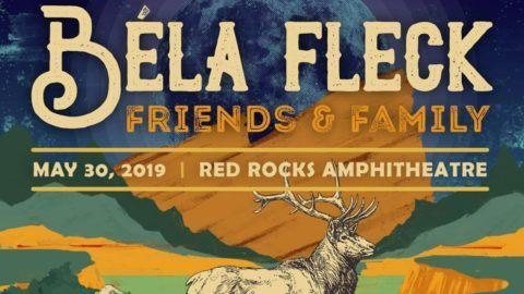 Bela Fleck Flecktones Red Rocks 2019 Tickets