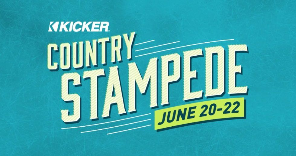 Country Stampede 2019 Lineup Amp Tickets Jun 20 22 2019
