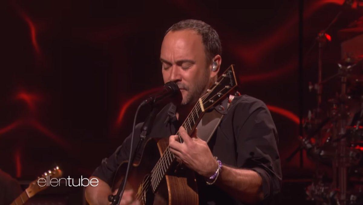 Dave Matthews Band Do You Remember Ellen