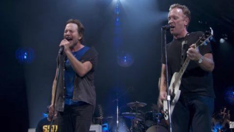 Eddie Vedder Pearl Jam Buffalo Tom Video
