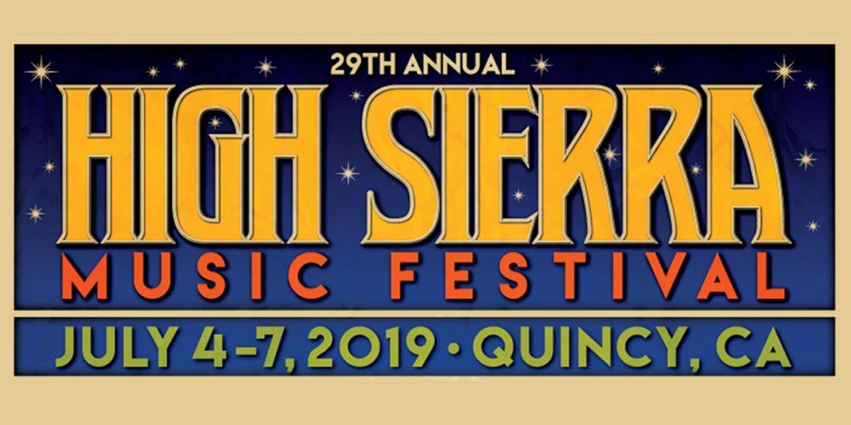 High Sierra Music Festival 2019 Logo