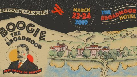 Leftover Salmon Boogie At The Broadmoor 2019