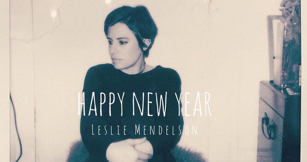 Leslie Mendelson Happy New Year