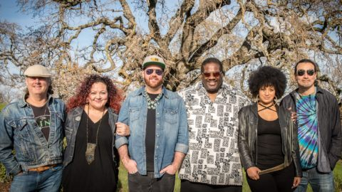 Melvin Seals And JGB Spring Tour 2019