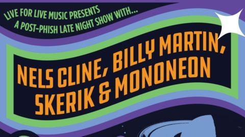 Nels Clne Billy Martin Skerik MonoNeon