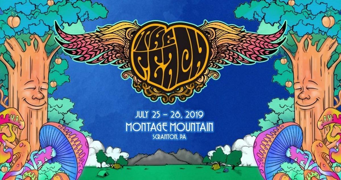 Peach Music Festival 2019 Lineup