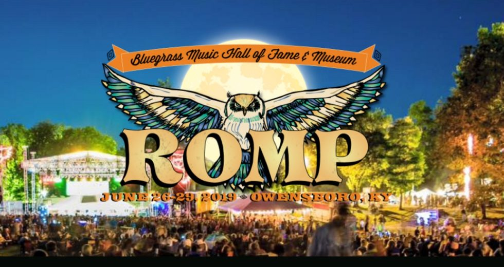 ROMP Music Festival Initial Lineup 2019