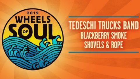 Tedeschi Trucks Band Wheels Of Soul 2019