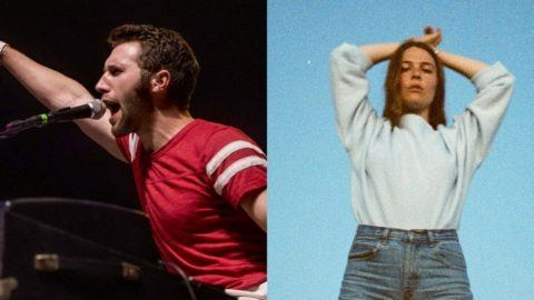 Vulfpeck Maggie Rogers Live From Here Webcast