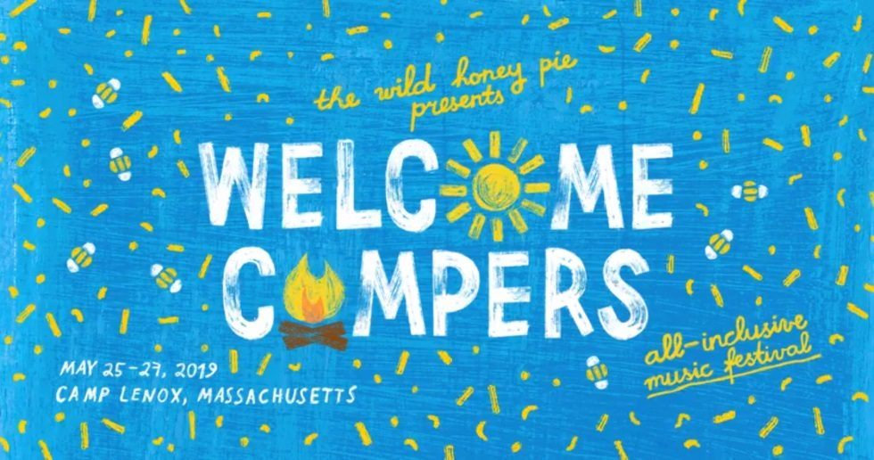 Welcome Campers 2019