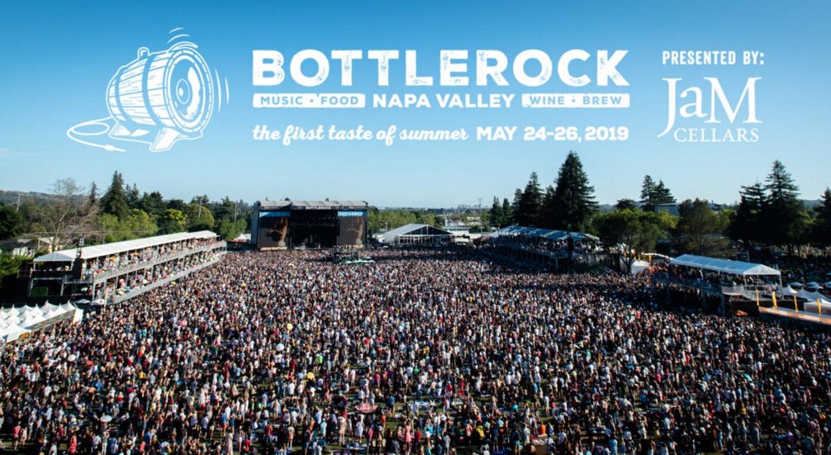 Bottlerock 2019 Logo