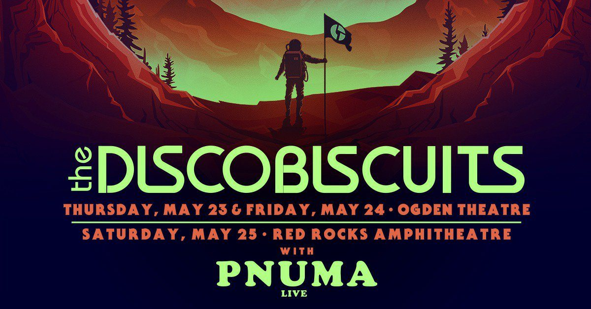 The Disco Biscuits Confirm Memorial Day Weekend 2019 Shows In Colorado