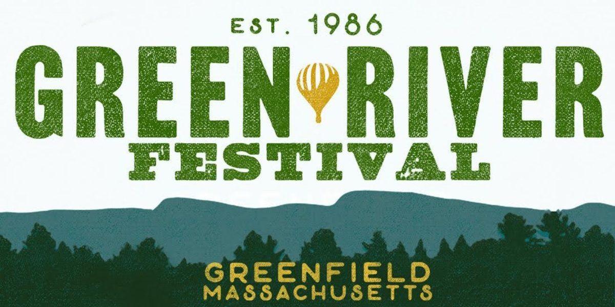 Green River Festival Logo