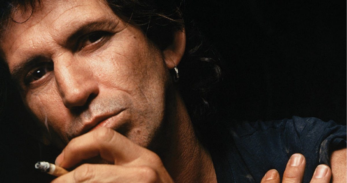 Keith Richards Talk Is Cheap Reissue