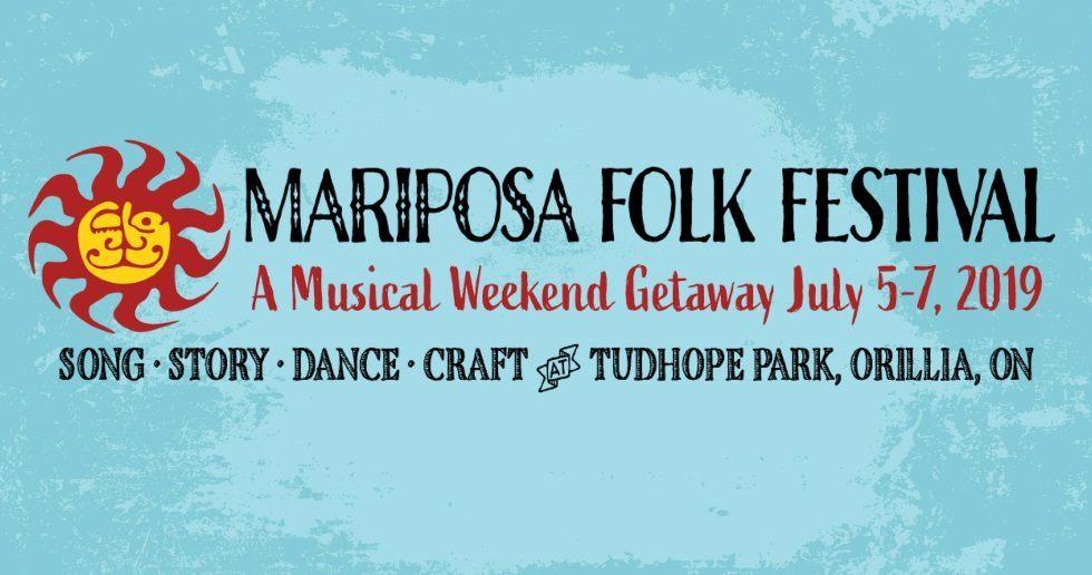 Mariposa Folk Festival 2019