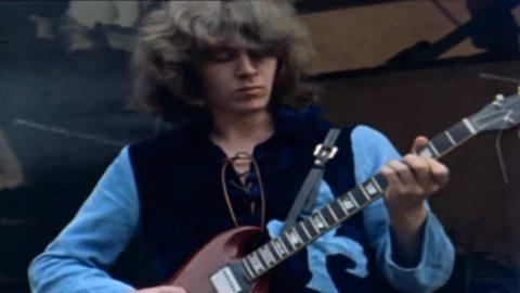 Mick Taylor Rolling Stones 1969