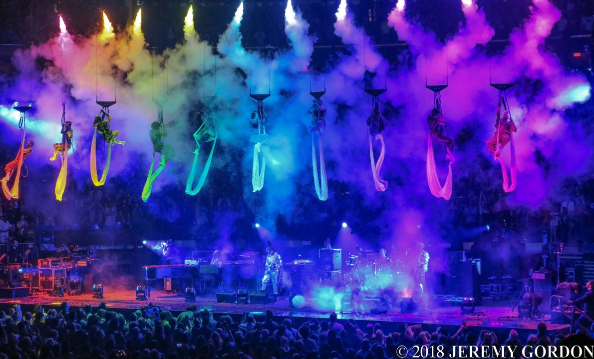 Phish New Years Eve