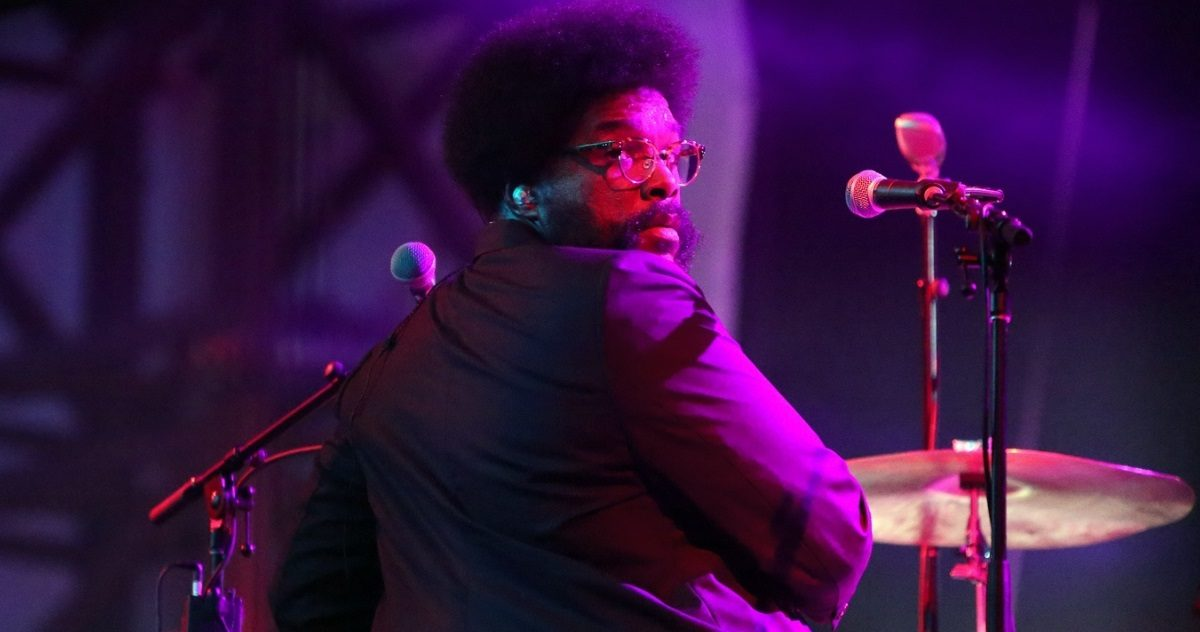 The Roots Questlove