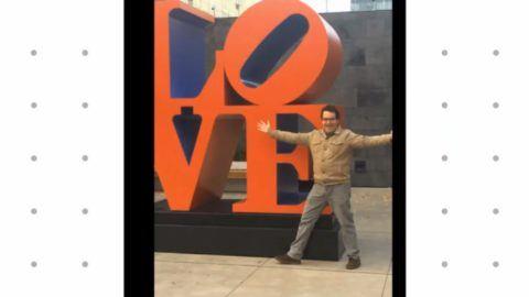 Reid Genauer Folks Love Beatles Cover Video