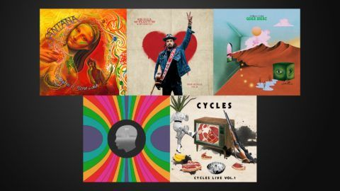 Santana, Michael Franti & Spearhead, William Tyler, The Motet, Cycles New Abums