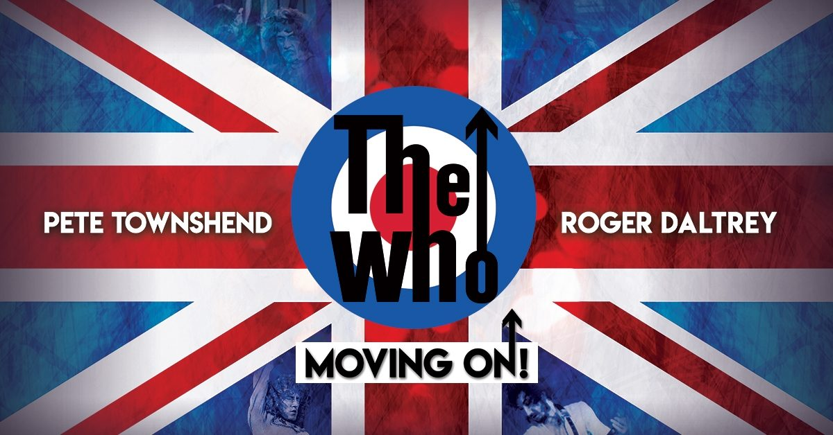 The Who Moving On 2019 Tour