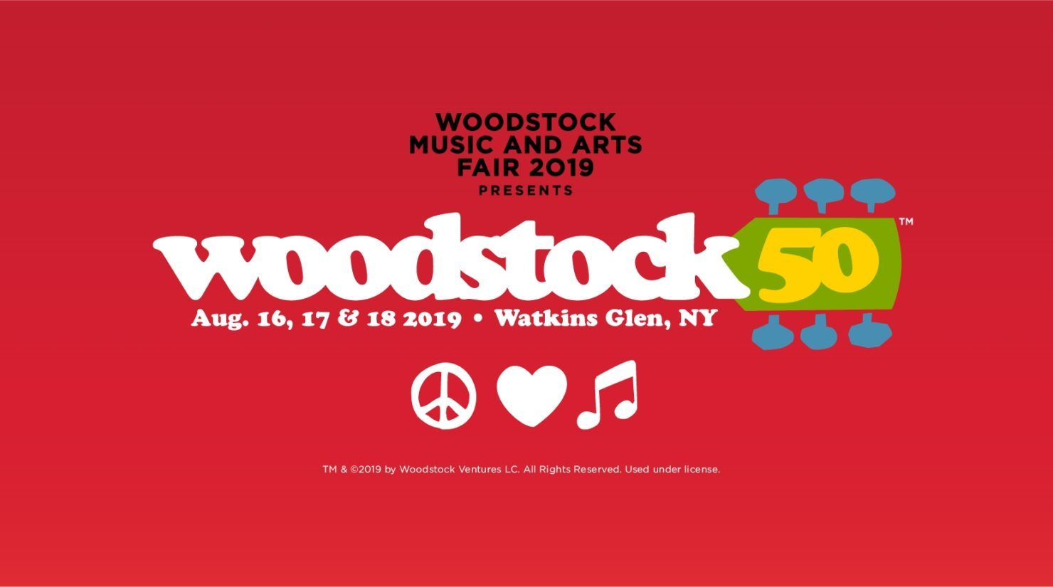 Recent Posts Iconic Woodstock Music amp Arts Festival Announces the Official 50th Anniversary Celebration OFFICIAL WOODSTOCK 50 NOT AT BETHEL SITE