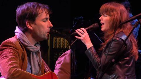 Andrew Bird Jenny Lewis Live From Here