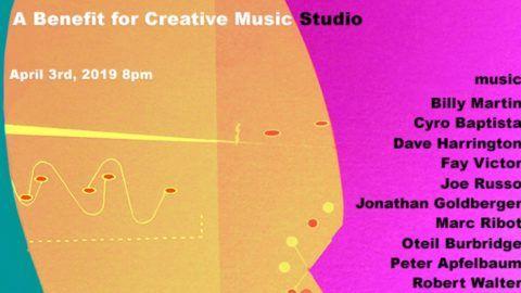 Creative Music Studio All Star Benefit Brooklyn Bowl