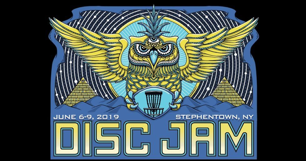 Disc Jam 2019 Featured