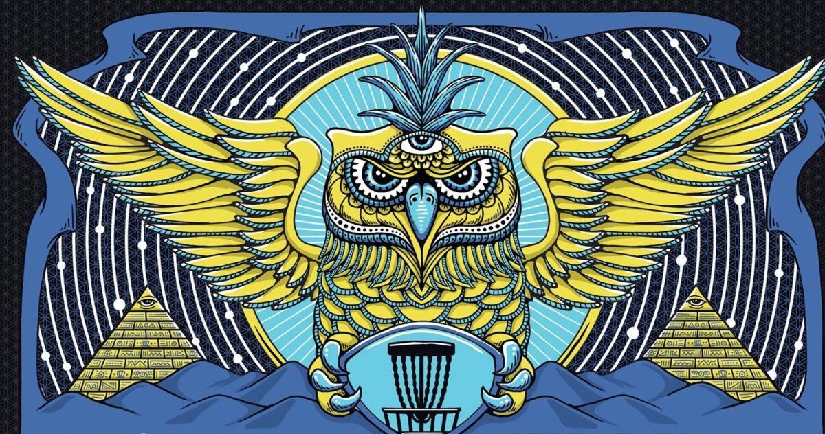 Disc Jam 2019 Owl