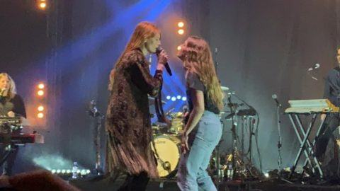 Florence Welch Maggie Rogers